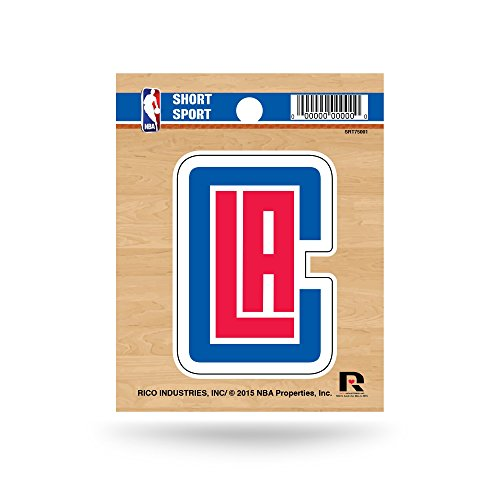 NBA Los Angeles Clippers Short Sport Decal ()
