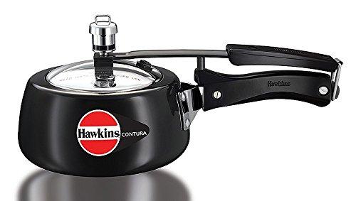 Hawkins Contura Hard Anodised Aluminium Pressure Cooker