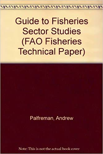 Guide to fisheries sector studies