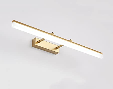 Lights & Lighting Led Indoor Wall Lamps Northern Europe Led Simple Waterproof And Antifogging Toilet Bathroom Cabinet Dressing Table Mirror Front Lamp