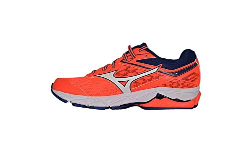 Running Ultima Wos De Coral Femme Mizuno Chaussures Wave black white CSwXCqO