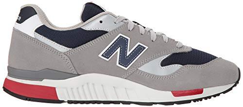 Cd pigment Balance New Argento steel Uomo 840 Sneaker n6wYw0qC