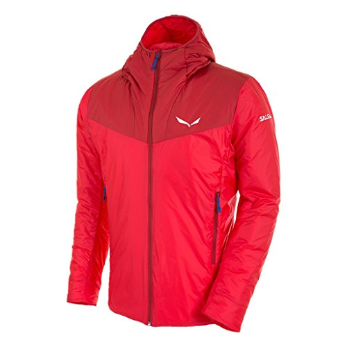 papavero Giacca Uomo Prl 2 Rosso 1580 Ortles Jkt Salewa M 8vffcq