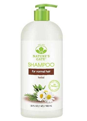 Natures Gate Strengthening Shampoo - 3