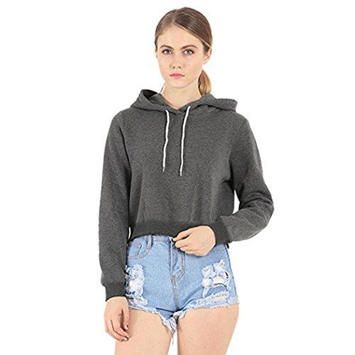 Ladies Hoodie Women Casual Hooded product image