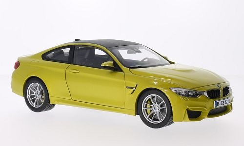 BMW M4 Coupe` 1:18 Scale collector`s model