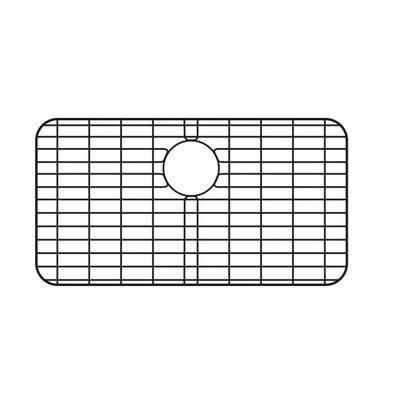 Wells Sinkware GWW2614 Kitchen Sink Grid, Stainless Steel (Wells Grids Bottom Sink)