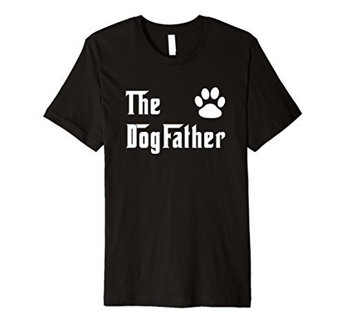 The Dogfather Long Sleeve Tee Dog Lover Gift - Dogfather Co &