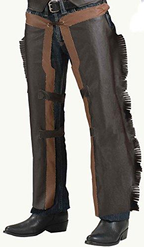 Biker Chaps Costume - 3