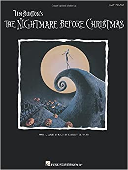The Nightmare Before Christmas Sheet Music