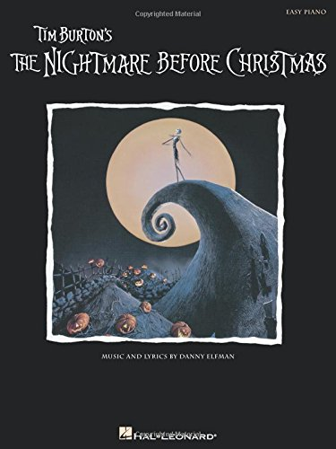 The Nightmare Before Christmas: Easy Piano ()