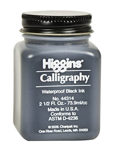 higgins pigment based drawing ink - 3