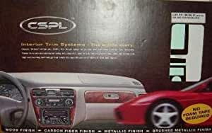 Fits Ford F150 Super Crew 2001-2003 Large Wood Dash Trim Kit