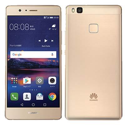 Huawei UQ mobile Huawei P9 lite PREMIUM VNS-L52 Gold 【国内版 SIMフリー】   B07P4F4QBF