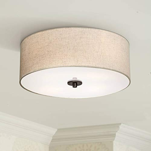 18 Inch Drum Pendant Light in US - 8