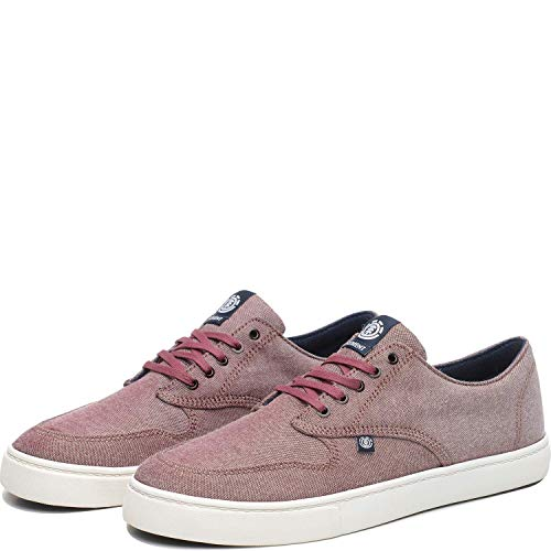 Chambray Sneaker Element Napa Uomo N6tc31 wOvxqRU