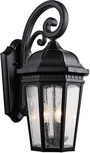 Colonial Home Outdoor Lighting