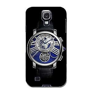 Customized Design Cartier Watch Logo Phone Case 3D Protective Cover Case for Samsung Galaxy S4 I9500 Luxury Cartier Logo