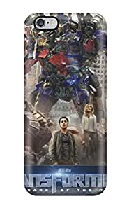 High Impact Dirt/shock Proof Case Cover For Iphone 6 Plus (optimus Prime Transformers 3 Dark Of The Moon)