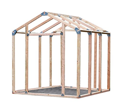 EZ Shed 70187 Peak Style Instant Framing Kit