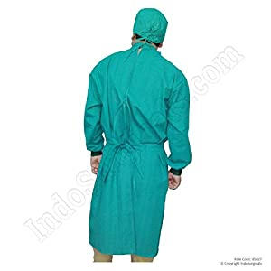 IS IndoSurgicals Reusable Cotton Surgeons Gow...