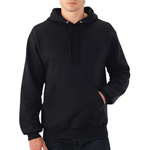 fruit-of-the-loom-mens-pullover-hoodie-black-2xl
