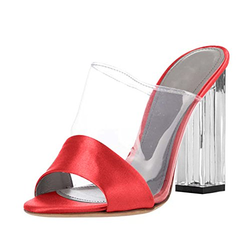 Ruby Red Slippers High Heel - 3