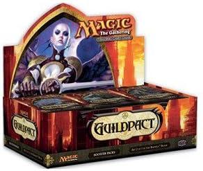 Magic The Gathering Caja de Sobres El Pacto de Gremios: Amazon.es: Juguetes y juegos