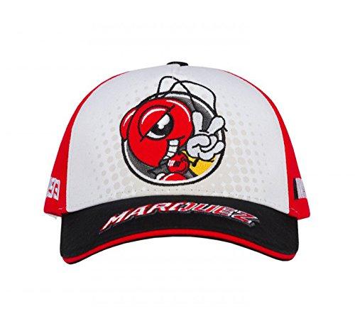 Marc Marquez 2018 Honda MotoGP 93 Kids Multi-Colour Baseball Cap Childrens  Size d5556fdc9c6d