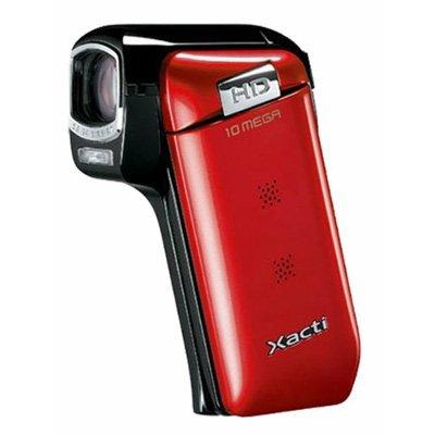 Sanyo Xacti VPC-CG20 Camcorder - Red by Sanyo