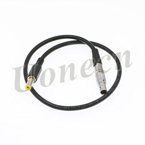 Power Adapter Cable DC to LEMO 4 pin male connector For Teradek Bond