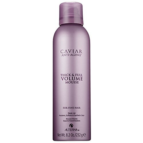 Caviar by Alterna Anti-Aging Thick & Full Volume Mousse 232g by Alterna (Alterna Mousse)