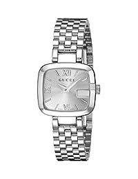 Gucci Women's YA125517 G-Recognizable G Case Classic Bracelet Watch