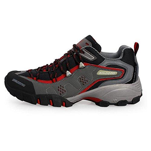 Showlovein Zapatillas de Pesca de Material Sintético Para Hombre, Color, Talla 45