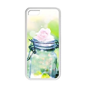 Glam Flower Bottle Personalized Phone Samsung Note 4