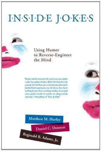 blagues à l'intérieur: à l'aide de l'Humour au Reverse-Engineer l'esprit Paperback–8, février 2013