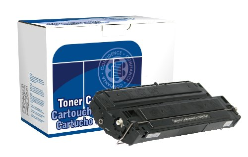Dataproducts 57065 Replacement toner for hp printers laserjet 4l, 4ml, 4p, 4mp, black ()