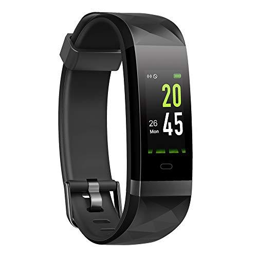 YoYoFit Desire Fitness Tracker, Heart Rate Monitor Activity Tracker with Connected GPS Tracker, IP68 Waterproof Smart Watch as Pedometer Sleep Monitor Kids Women Men