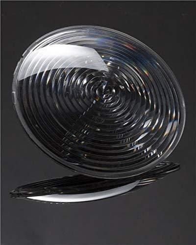 LED Lighting Lenses Lens Square 9.9x9.9mmD 4.5mm H, Pack of 10 (C12622_Helena-A)