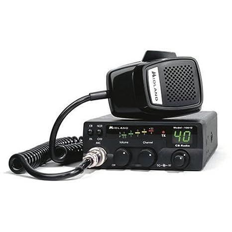 Midland 1001Z 40-Channel CB Radio (Black) Midland Consumer Radio