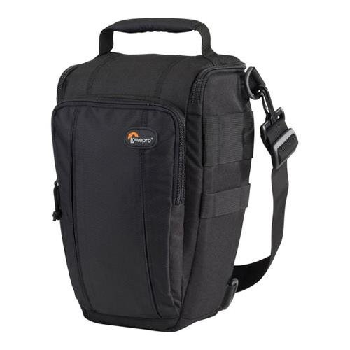 Toploader Zoom 55 Camera Case From Lowepro – Top Loading Case For Your DSLR Camera and Lens -  LP361870WW