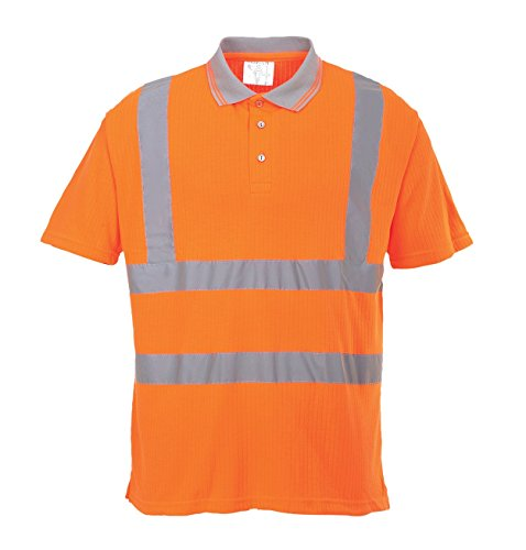 Courtes Homme Polo Absab Ltd Orange Manches UnA6nvYx