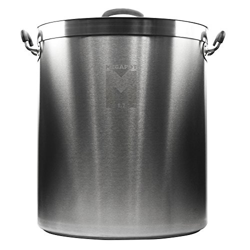 Northern Brewer - Megapot 1.2 Homebrew Stainless