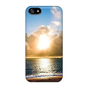 New Fashion Premium Tpu Case Cover For Iphone 5/5s - Corsican Beach
