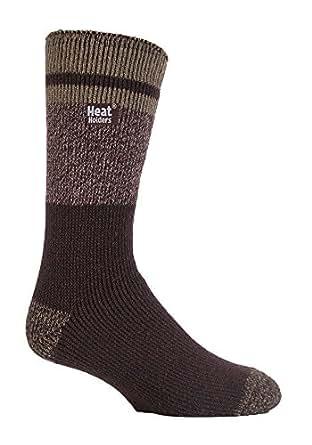 Heat Holders Men's Original 2.3 tog winter Thermal Socks 7-12 US (Bewcastle)
