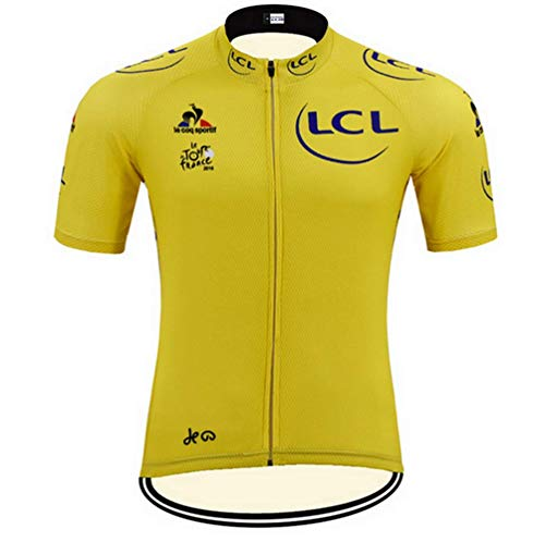 Cycling Jersey Tour De France - Trainers4Me 4244d6d2b