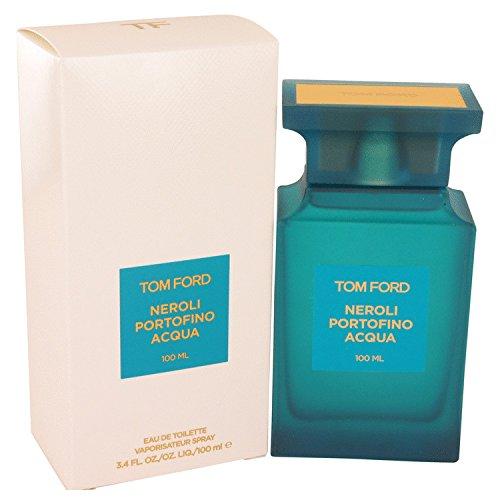 Tòm Förd Nerolí Pórtofino Acqüa Perfumë For Women 3.4 oz Eau De Toilette Spray + FREE Shower Gel (Tom Ford Neroli Portofino Eau De Toilette)