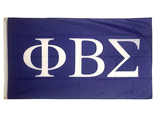 Cheap Desert Cactus Phi Beta Sigma Letter Fraternity Flag Greek Letter Use as a Banner Large 3 x 5 Feet Sign Decor