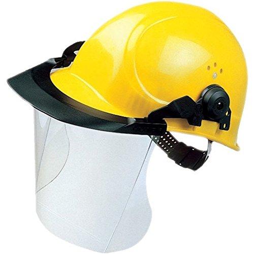 3M GT600007899 Visierset 'V4F300P3EV' komplett mit Helmhalterung
