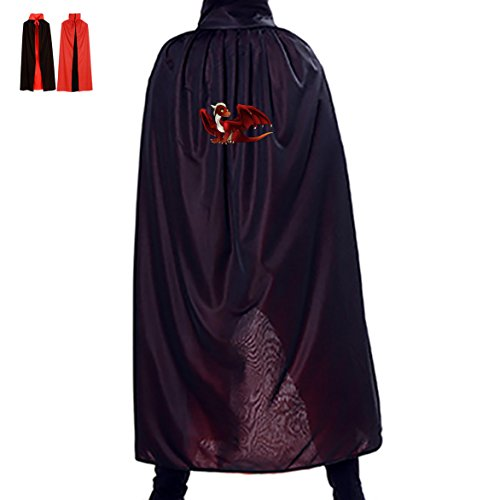 Toothless Halloween Cape Cosplay Cloak Happy Masquerade Costumes